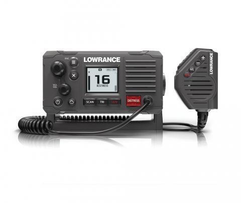 VHF Fixo Link 6S