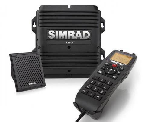 Sistema de Rádio VHF RS90S com AIS