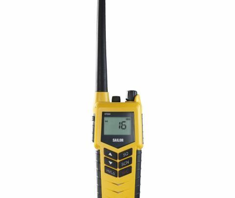 VHF portátil Sailor SP3520 GMDSS