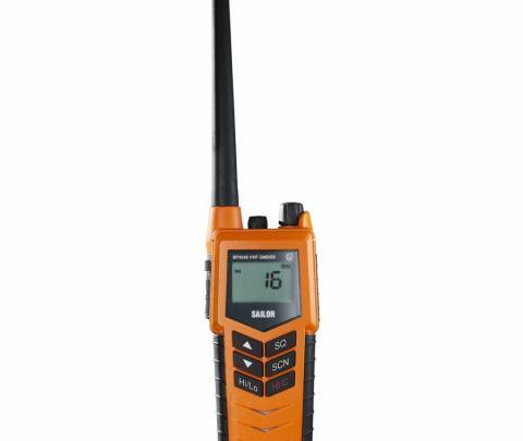 VHF portátil Sailor SP3540 ATEX GMDSS
