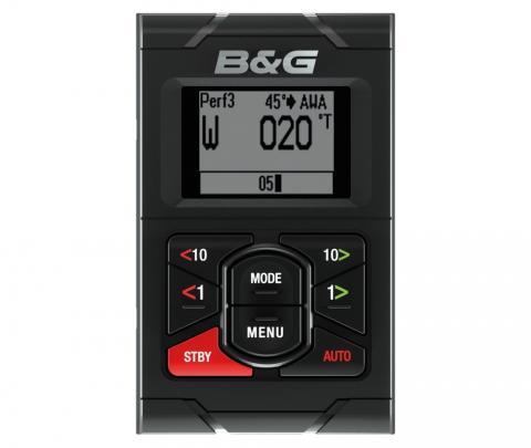 Controle de Piloto H5000