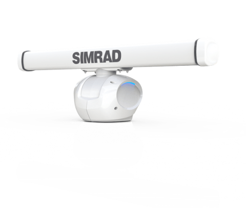 Radar de Compressão de Pulso Halo™ Simrad