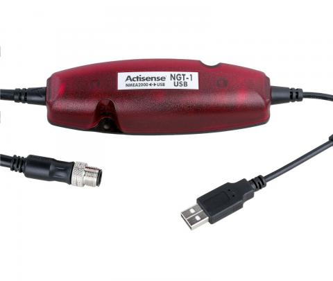 Conversor USB Actisense para redes NMEA