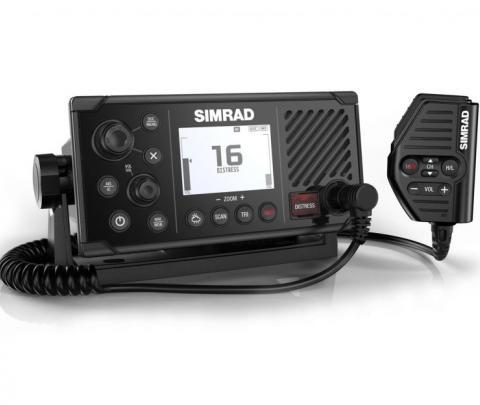 Rádio VHF RS40