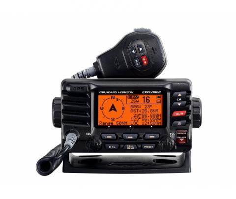 VHF Standard Horizon GX1700E DSC Classe D GPS