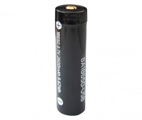 18650 USB Rechargeable Battery