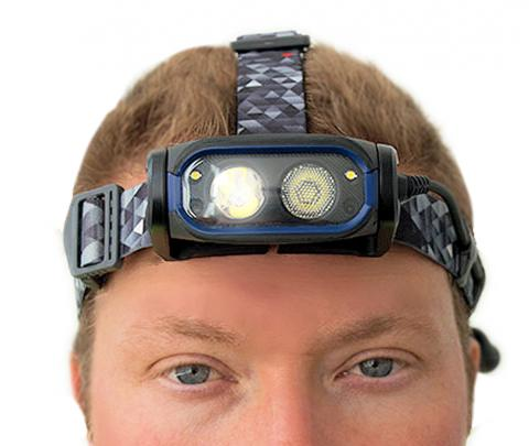 HT800RX Head Torch