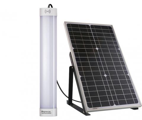 Solar Sentry 1500RC Solar Linear Light