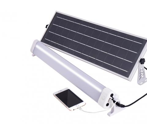 Solar Sentry 2400RC Solar Linear Light