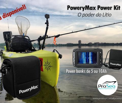 PoweryMax Power Kit PX5 e PX10