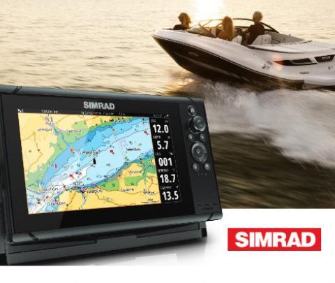 Simrad - Gama Cruise