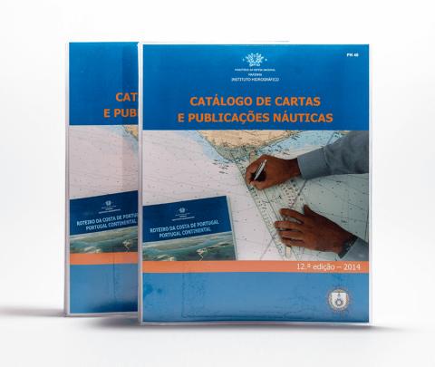 Catálogo de Cartas e Publicações Náuticas