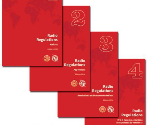 Radio Regulations 2016
