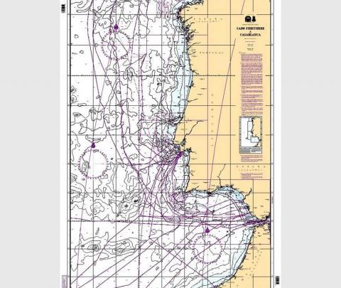 Cabo Finisterre e Casablanca 21101