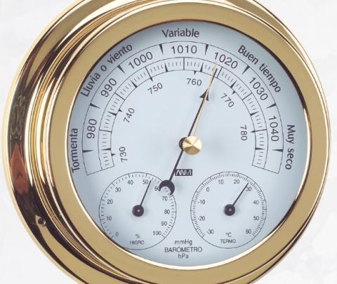Baro-Termo-Higrometro 150 mm