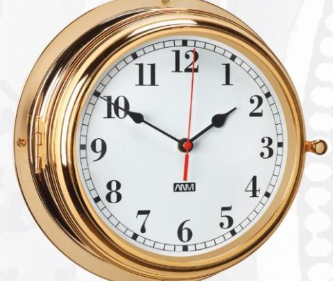 Relógio 200 mm