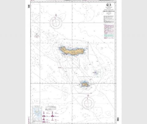 Arquipélago dos Açores – Grupo Oriental 43103