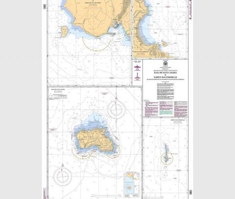 Ilha de Santa Maria e Ilhéus das Formigas 46407
