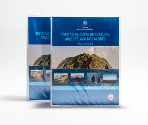 Roteiro da Costa de Portugal – Arquipélago dos Açores – Grupo Central