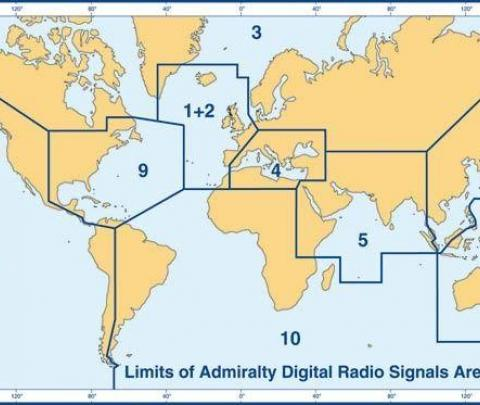 ADMIRALTY Digital Radio Signals