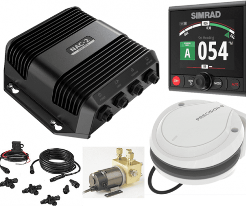Simrad AP44 VRF medium capacity pack.