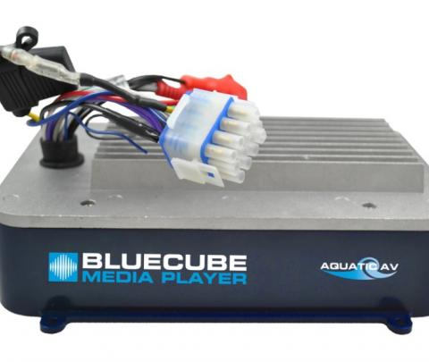 Media Center Aquatic AV AQ-BC-5BT