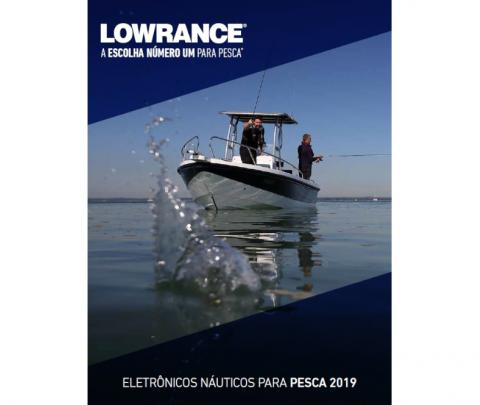 Catálogo Lowrance