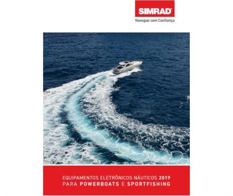 Catálogo Simrad