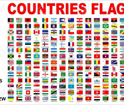 Bandeiras Paises