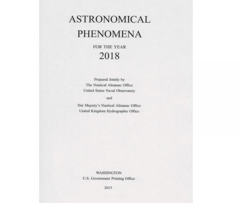 Astronomical Phenomena (GP200)