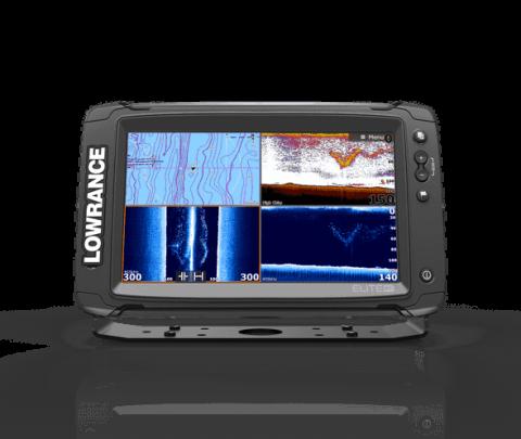 Lowrance Elite 9 TI Touch sem transdutor