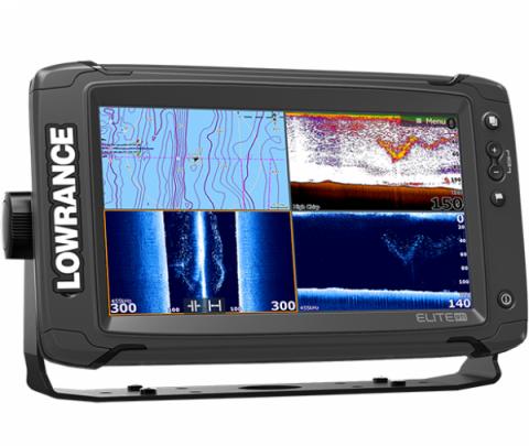 Lowrance Elite2 9 TI Touch sem transdutor