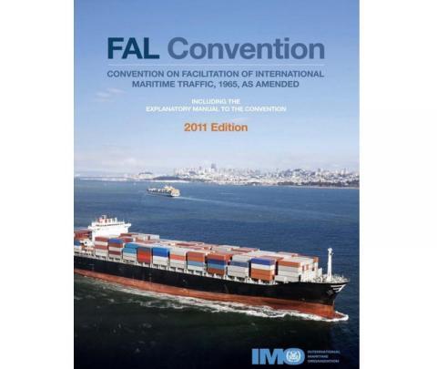 IMO IC350E Facilitation Convention (FAL), 2011 Edition