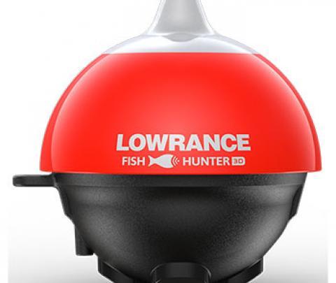 Lowrance Sonda FishHunter 3D