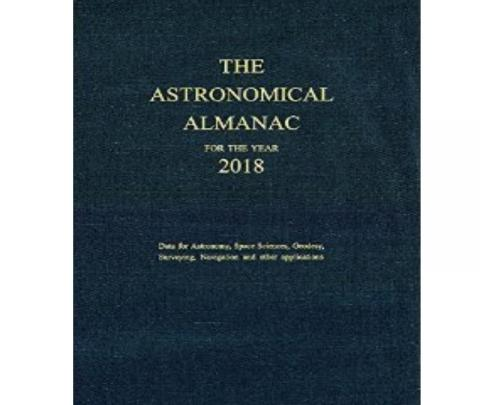 The Astronomical Almanac (GP100 )