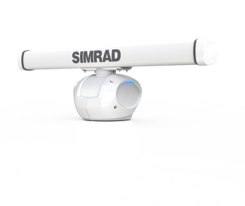 Simrad HALO-4 Pulse Compression Radar.