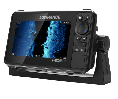 Lowrance HDS-7 Alive sem transdutor