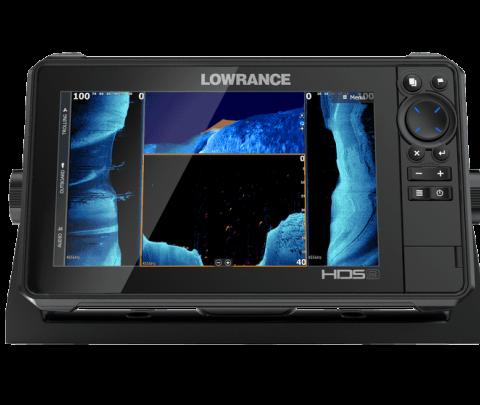 Lowrance HDS-9 Alive, sem transdutor
