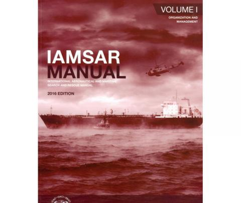 IMO II960E - IAMSAR Manual Volume I (Organization & Management), 2016 Edition