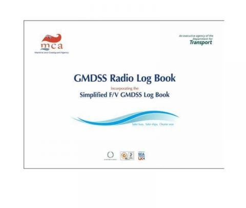 GMDSS Radio Log Book, 3rd Edition 2009