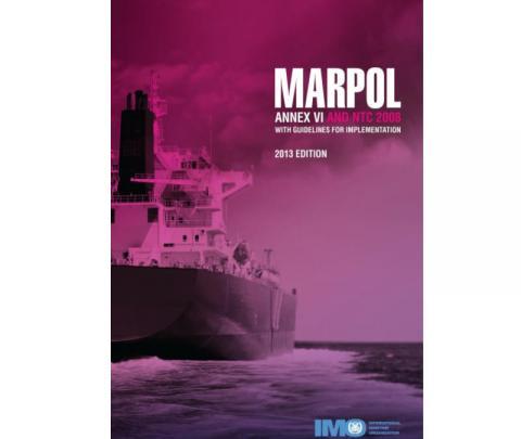 IMO IB664E MARPOL Annex VI & NTC 2008, 2013 Edition