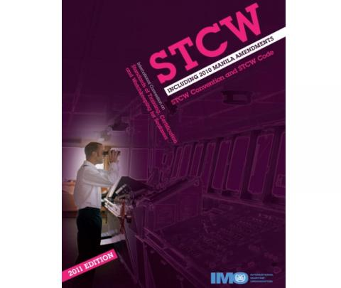 IMO IC938E STCW including 2010 Manila Amendments, 2011 Edition