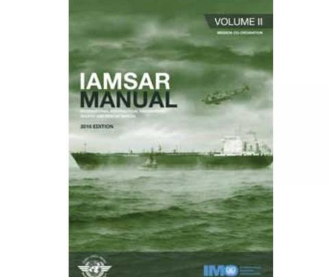 IMO IF961E IAMSAR Manual: Volume II (Mission Co-ordination), 2016 Edition