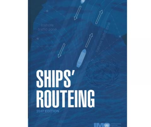 IMO IG927E Ships' Routeing, 2017 Edition