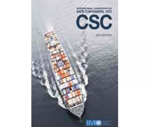 IMO IC282E Int'l Convention for Safe Containers 1972 (CSC 1972), 2014 Edition