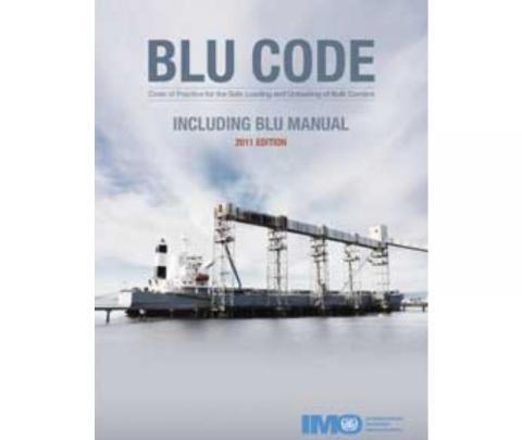 IMO IA266E BLU Code (inc. BLU Manual), 2011 Edition