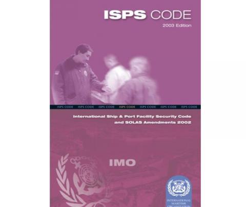 IMO I116E ISPS Code, 2003 Edition