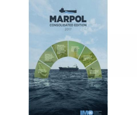 IMO IE520E MARPOL Consolidated Edition 2017