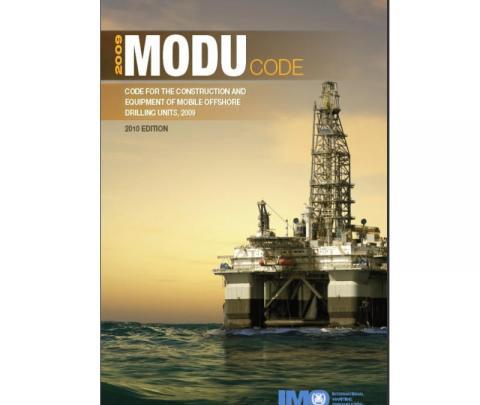 IMO I810E 2009 MODU Code, 2010 Edition
