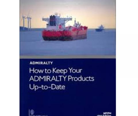 How to keep your ADMIRALTY Products Up-to-Date (NP294)